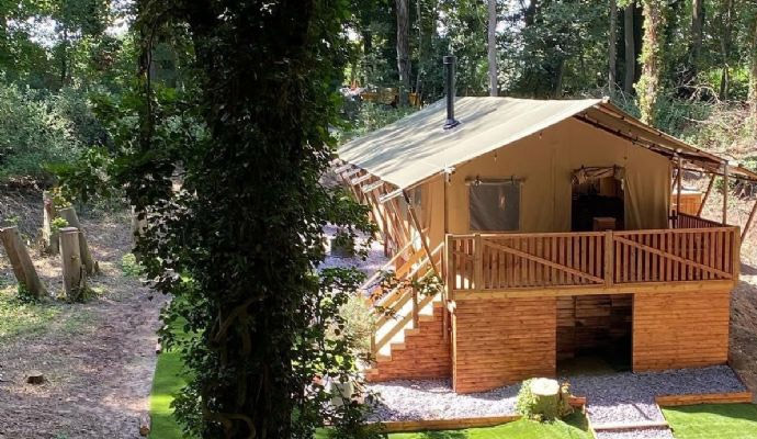 Stunning glamping sites across the UK