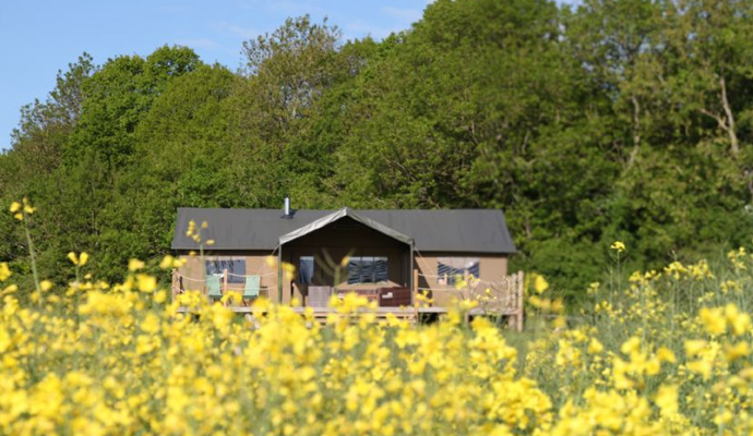 Stunning Suffolk glamping properties escapes near London